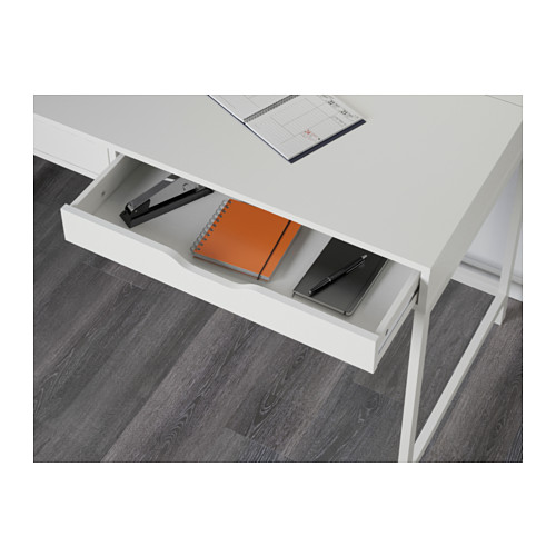 ALEX - desk, 131x58x76 cm, white | IKEA Hong Kong and Macau - PE565241_S4