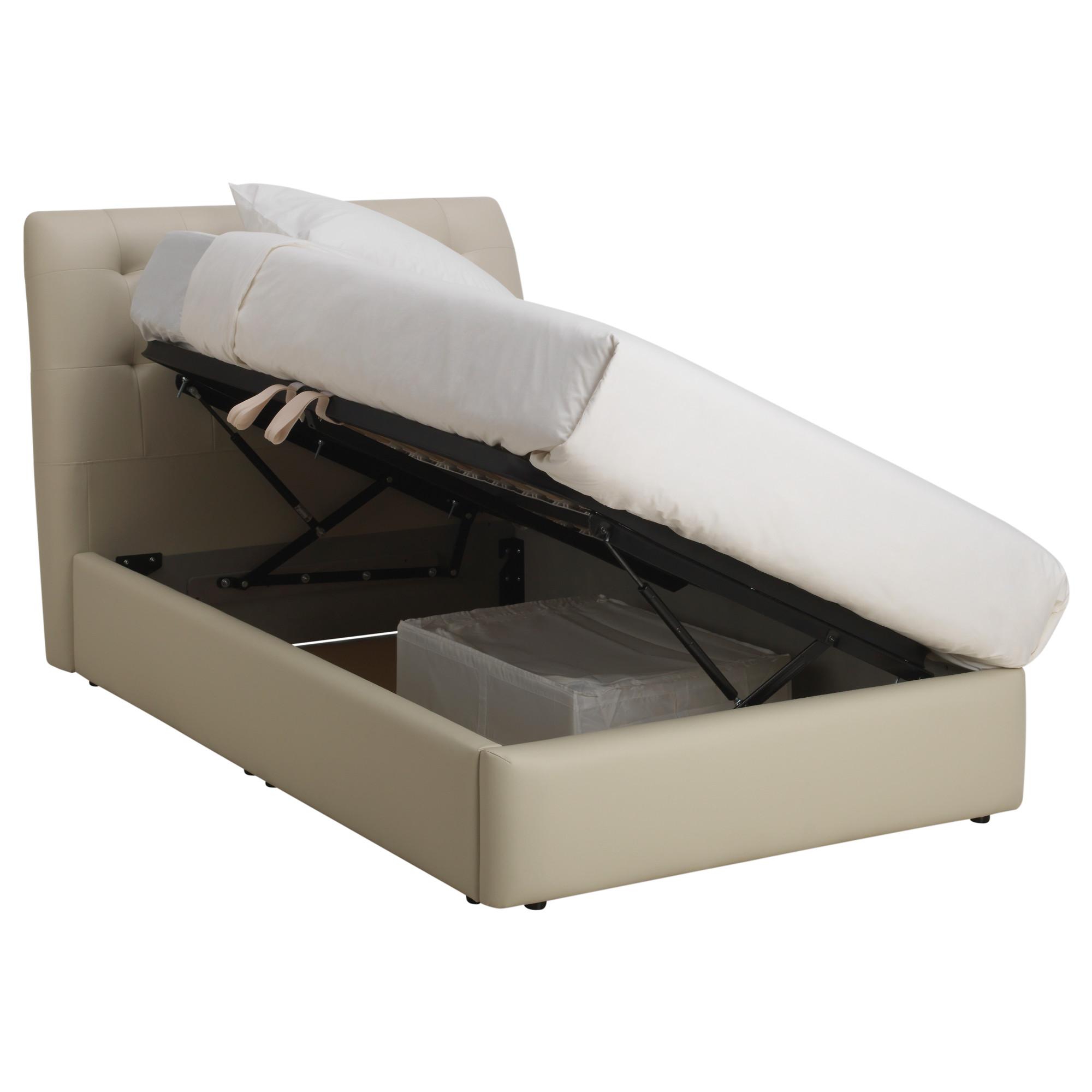 Strange Kortgarden Ottoman Bed Small Double Ikea Hong Kong Inzonedesignstudio Interior Chair Design Inzonedesignstudiocom