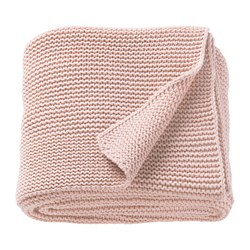 INGABRITTA - throw, pale pink | IKEA Hong Kong and Macau - PE680744_S3