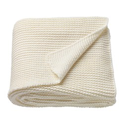 INGABRITTA - throw, off-white | IKEA Hong Kong and Macau - PE680745_S3