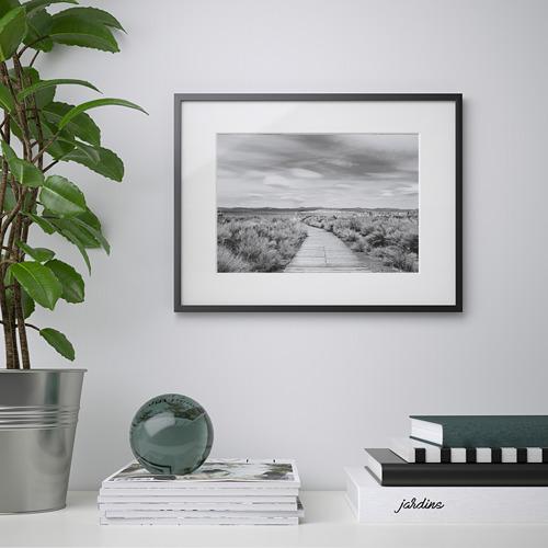 LOMVIKEN - 畫框, 黑色 | IKEA 香港及澳門 - PE661089_S4