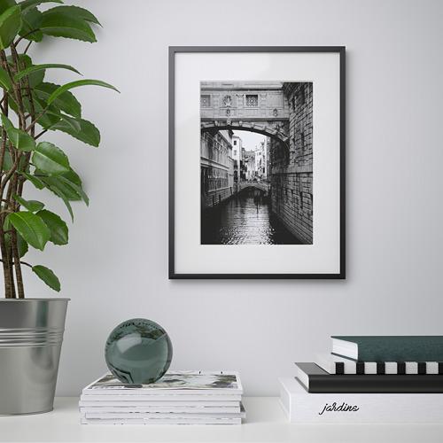 LOMVIKEN - 畫框, 黑色 | IKEA 香港及澳門 - PE661090_S4