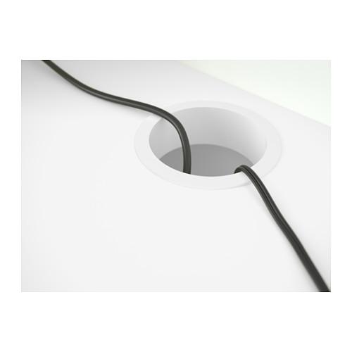 MICKE - desk, width 105 x depth 50cm, white | IKEA Hong Kong and Macau - PE565531_S4