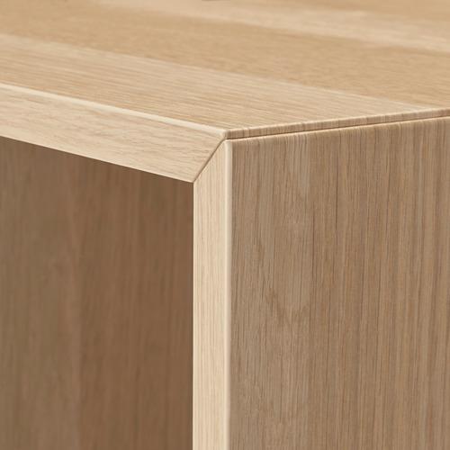 EKET - 上牆式貯物組合, 染白橡木紋/白色 | IKEA 香港及澳門 - PE724763_S4