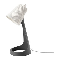 SVALLET - work lamp, dark grey/white | IKEA Hong Kong and Macau - PE724751_S3