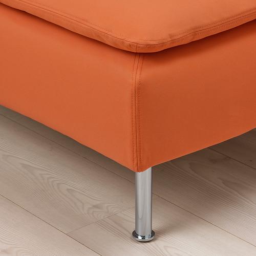 SÖDERHAMN - 單座位梳化, Samsta 橙色 | IKEA 香港及澳門 - PE768916_S4