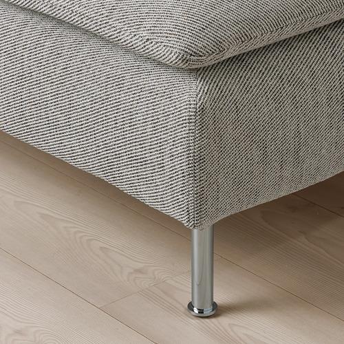 SÖDERHAMN - 單座位梳化, Viarp 米黃色/褐色 | IKEA 香港及澳門 - PE768913_S4