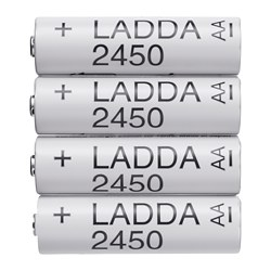 LADDA - rechargeable battery | IKEA Hong Kong and Macau - PE680868_S3
