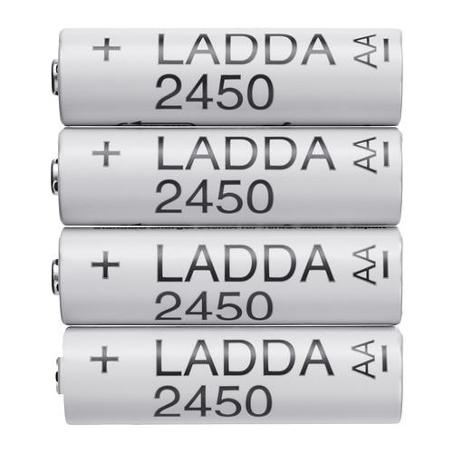 LADDA 充電池