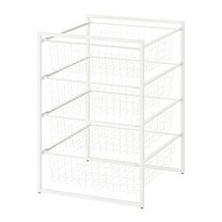 JONAXEL - frame with wire baskets   IKEA Hong Kong and Macau - PE732262_S3