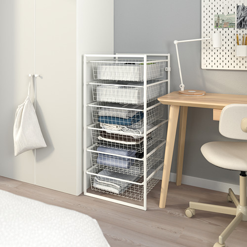 JONAXEL - 貯物架連鋼條籃   IKEA 香港及澳門 - PE732265_S4