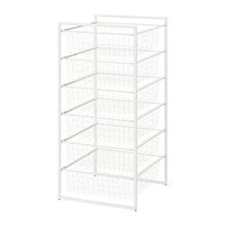 JONAXEL - 貯物架連鋼條籃   IKEA 香港及澳門 - PE732231_S3