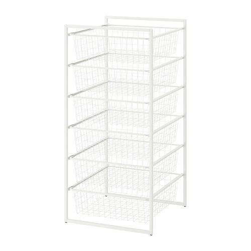 JONAXEL - 貯物架連鋼條籃   IKEA 香港及澳門 - PE732231_S4