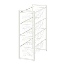 JONAXEL - frame with wire baskets | IKEA Hong Kong and Macau - PE732250_S3