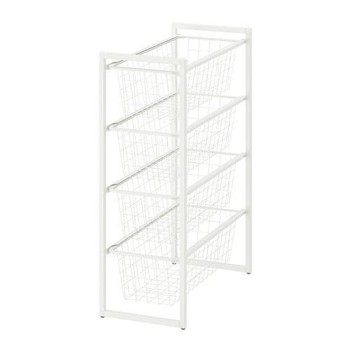 JONAXEL - frame with wire baskets | IKEA Hong Kong and Macau - PE732250_S4