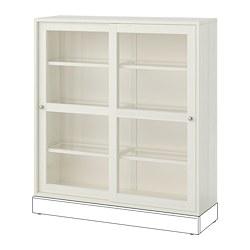 HAVSTA - glass-door cabinet, white | IKEA Hong Kong and Macau - PE724822_S3