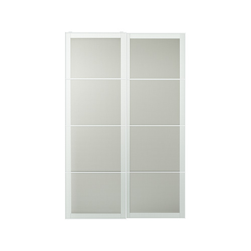 NYKIRKE pair of sliding doors