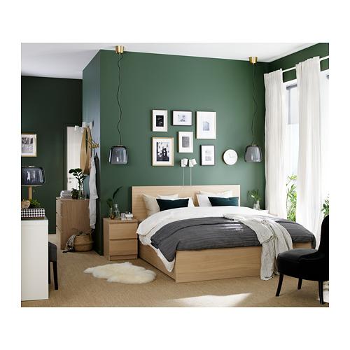 MALM - 特大雙人高身床架連2個貯物箱, Luröy | IKEA 香港及澳門 - PH163207_S4