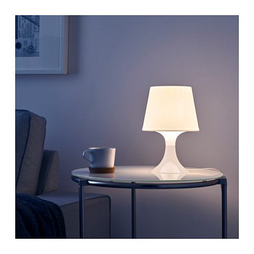 LAMPAN - 座檯燈, 白色   IKEA 香港及澳門 - PE632935_S4