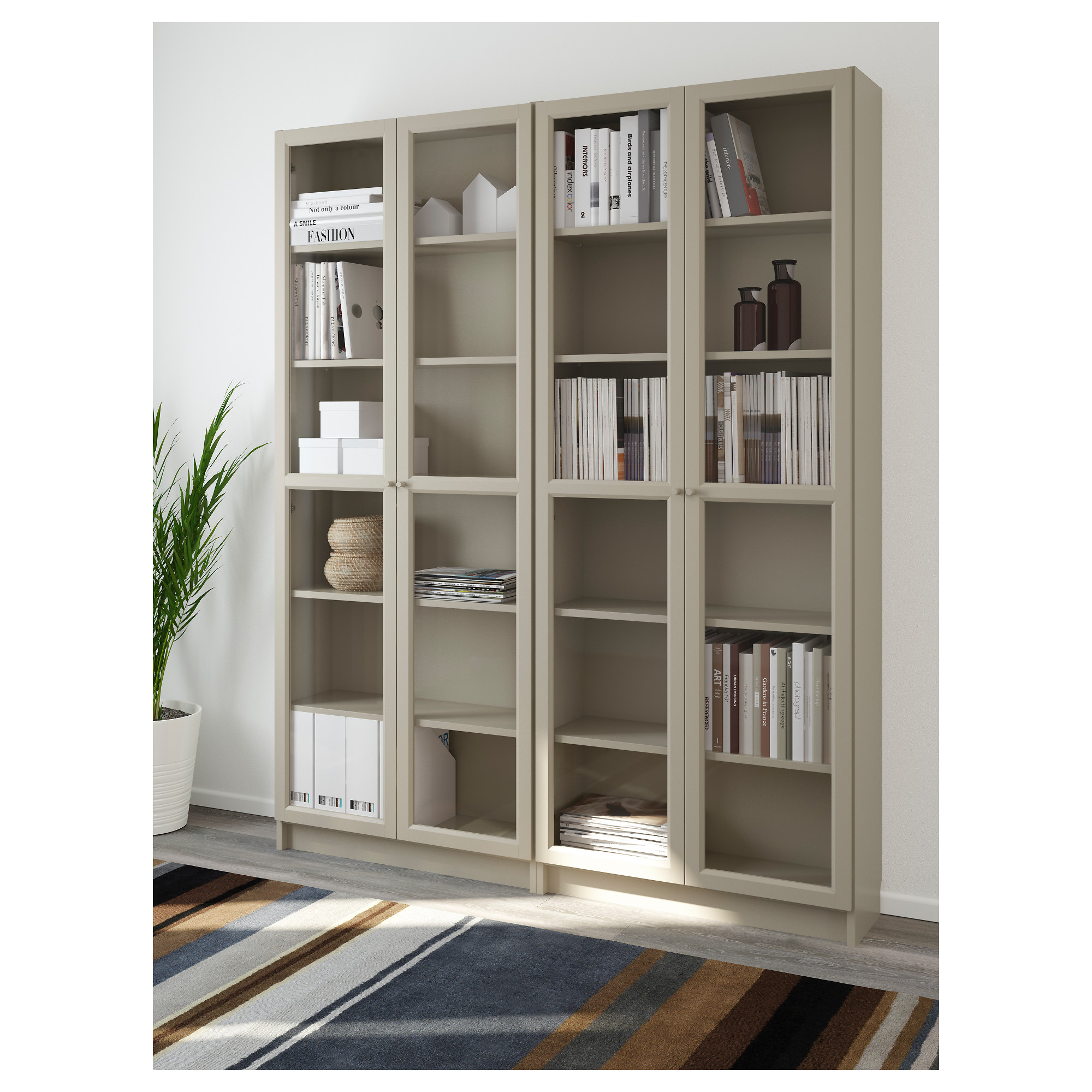 Billy Bookcase Beige Ikea Hong Kong