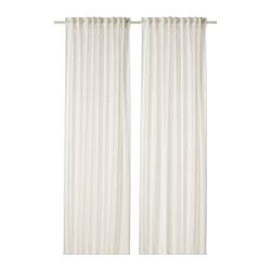 DYTÅG - 窗簾,一對, 白色 | IKEA 香港及澳門 - PE769366_S3