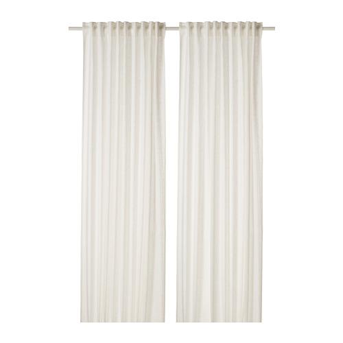 DYTÅG 窗簾,一對