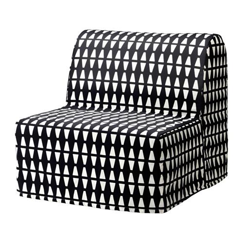 LYCKSELE 單座位梳化床套
