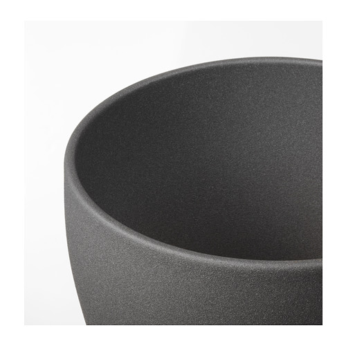 PERSILLADE - plant pot, dark grey | IKEA Hong Kong and Macau - PE724994_S4
