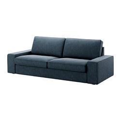 KIVIK - 三座位梳化, Hillared 深藍色 | IKEA 香港及澳門 - PE633252_S3