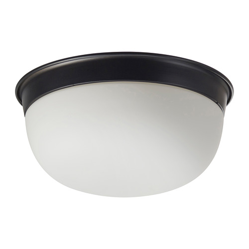 SKURUP - 天花/壁燈, 黑色 | IKEA 香港及澳門 - PE682570_S4
