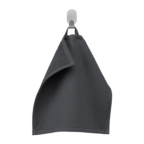 SALVIKEN - washcloth, anthracite | IKEA Hong Kong and Macau - PE681148_S4