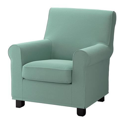 GRÖNLID cover for armchair