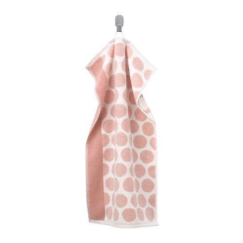SJÖVALLA - 毛巾, 淺粉紅色/白色 | IKEA 香港及澳門 - PE769153_S4