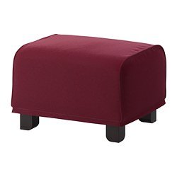 GRÖNLID - footstool, Ljungen dark red | IKEA Hong Kong and Macau - PE681245_S3