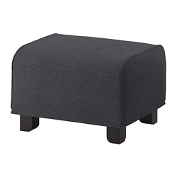 GRÖNLID - footstool, Sporda dark grey | IKEA Hong Kong and Macau - PE681253_S3