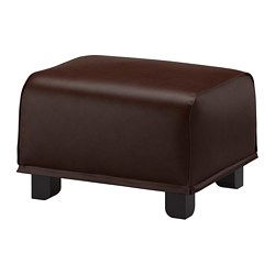 GRÖNLID - footstool, Kimstad dark brown | IKEA Hong Kong and Macau - PE681255_S3