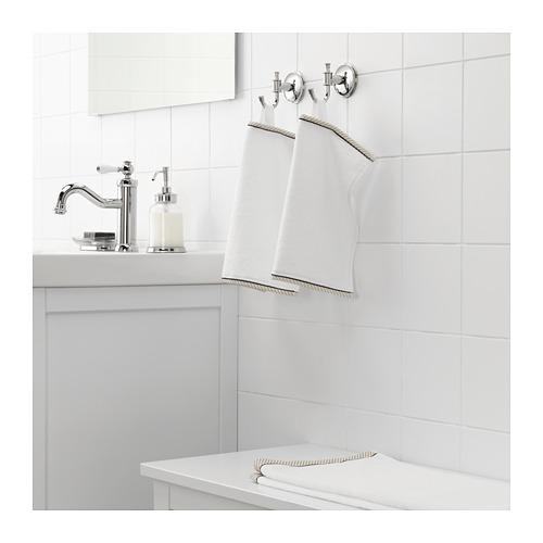 VIKFJÄRD - 面巾, 白色 | IKEA 香港及澳門 - PE681315_S4