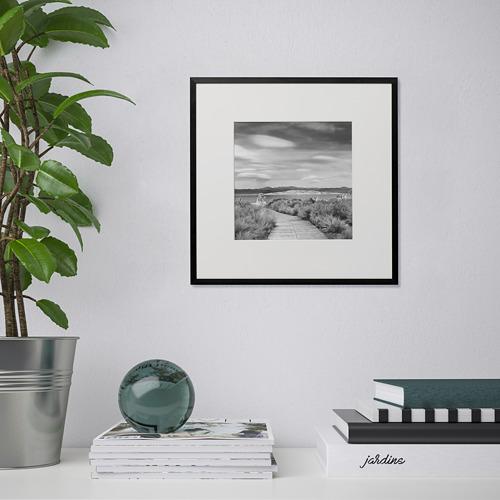 LOMVIKEN - 畫框, 黑色   IKEA 香港及澳門 - PE661092_S4