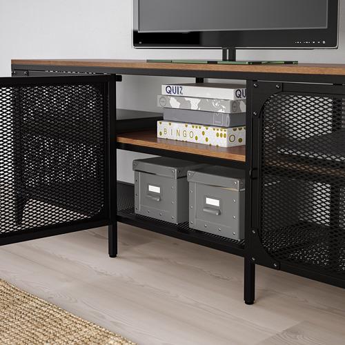 FJÄLLBO - 電視几, 黑色   IKEA 香港及澳門 - PE725299_S4