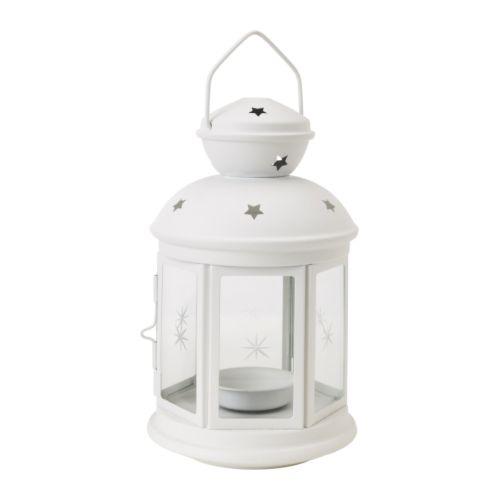 ROTERA - 小蠟燭燈座, 室內/戶外用 白色   IKEA 香港及澳門 - PE189972_S4