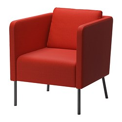 EKERÖ - armchair, Skiftebo orange | IKEA Hong Kong and Macau - PE359789_S3