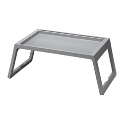 KLIPSK - bed tray, grey | IKEA Hong Kong and Macau - PE633471_S3