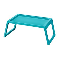 KLIPSK - bed tray, turquoise | IKEA Hong Kong and Macau - PE633539_S3