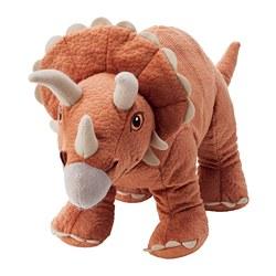 JÄTTELIK - soft toy, dinosaur/dinosaur/triceratops   IKEA Hong Kong and Macau - PE769330_S3
