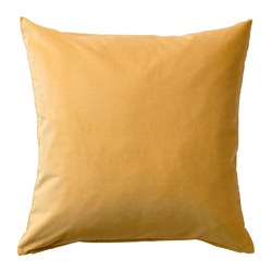 SANELA - cushion cover, golden-brown | IKEA Hong Kong and Macau - PE633588_S3