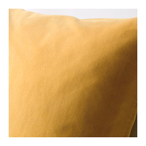 SANELA - cushion cover, golden-brown | IKEA Hong Kong and Macau - PE633590_S4