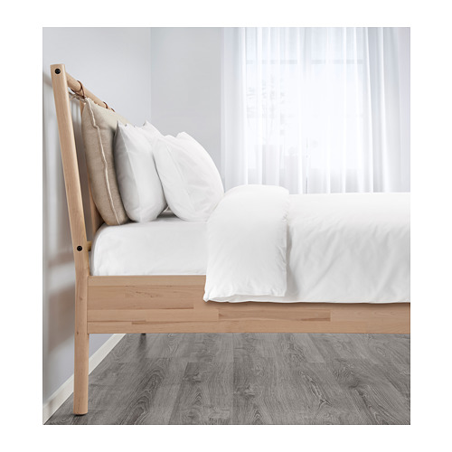 BJÖRKSNÄS - bed frame, birch | IKEA Hong Kong and Macau - PE681489_S4