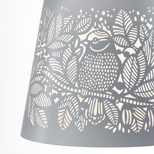 SOLSKUR - pendant lamp, white/brass-colour | IKEA Hong Kong and Macau - PE769396_S4