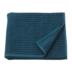 VÅGSJÖN - bath towel, dark blue | IKEA Hong Kong and Macau - PE681582_S3