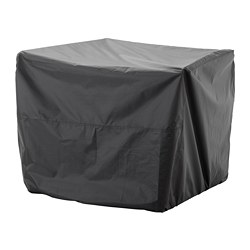TOSTERÖ - cover for outdoor furniture, sofa/black | IKEA Hong Kong and Macau - PE725814_S3
